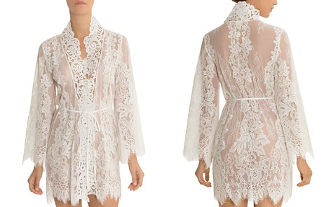 Jonquil Lace Wrap Robe - Bloomingdale's_2