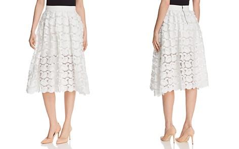 Maje Jardin Rosette Appliqué Skirt - 100% Exclusive - Bloomingdale's_2