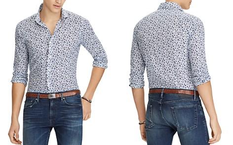 Polo Ralph Lauren Floral Print Classic Fit Sport Shirt - Bloomingdale's_2