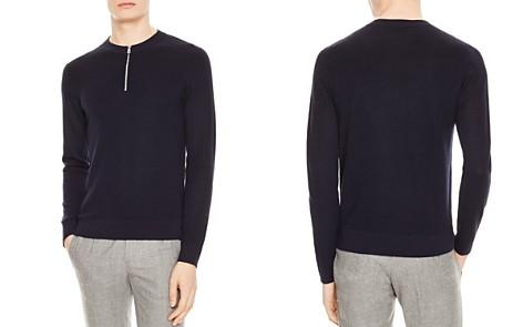 Sandro Cypher Zip Sweater - Bloomingdale's_2