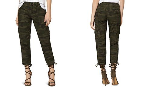 Sanctuary Camo Cargo Pants - Bloomingdale's_2