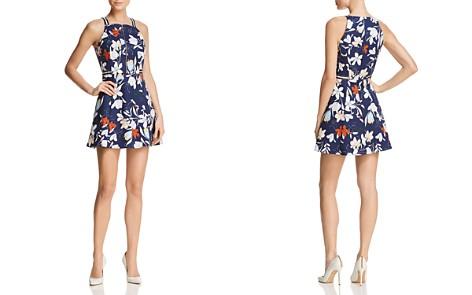 Parker Ronen Floral Dress - Bloomingdale's_2