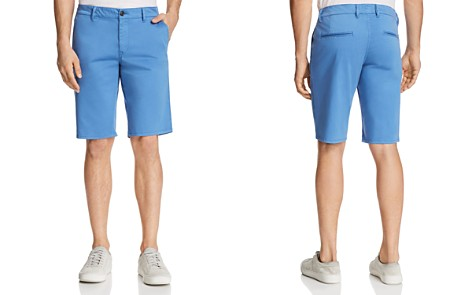 BOSS Orange Schino Slim Fit Shorts - Bloomingdale's_2