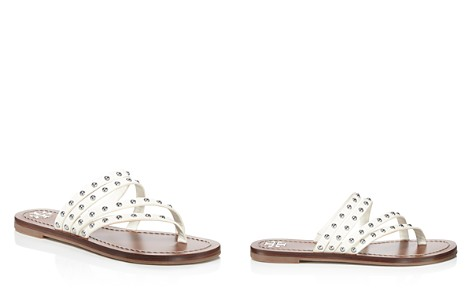 Tory Burch Women's Patos Studded Leather Thong Sandals - Bloomingdale's_2