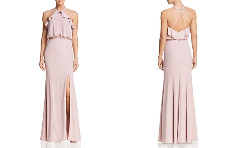 Decode 1.8 Ruffled Blouson Gown - 100% Exclusive - Bloomingdale's_2