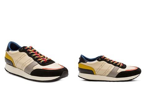 The Kooples Leather Sneakers - Bloomingdale's_2