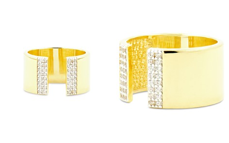 Freida Rothman Radiance Cuff Ring - Bloomingdale's_2
