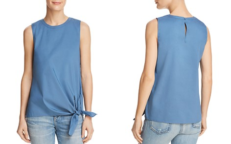 Dylan Gray Side-Tie Top - Bloomingdale's_2