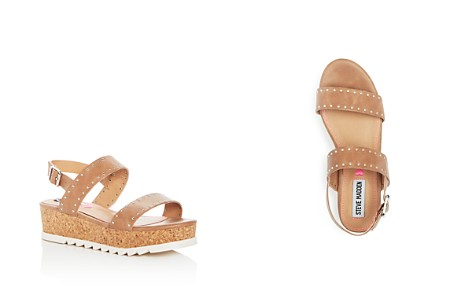 Steve Madden Girls' Slingback Platform Sandals - Little Kid, Big Kid - Bloomingdale's_2