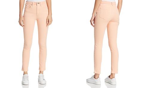 rag & bone/JEAN High-Rise Skinny Jeans in Prairie Sun - Bloomingdale's_2