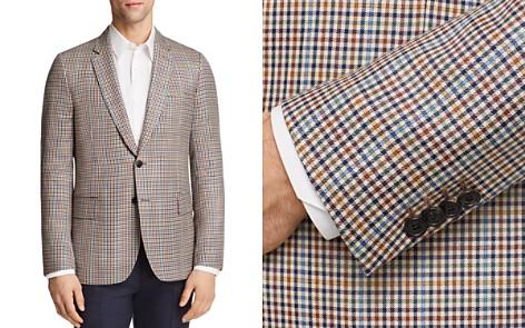 Paul Smith Slim Fit Multi Box-Check Jacket - Bloomingdale's_2