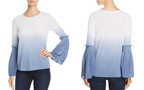 Design History Dip-Dye Bell-Sleeve Top - Bloomingdale's_2