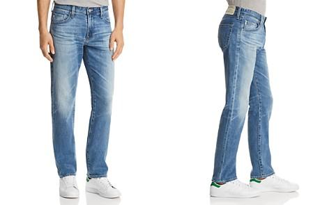 AG Graduate Slim Straight Fit Jeans in 16 Years Pluma - Bloomingdale's_2