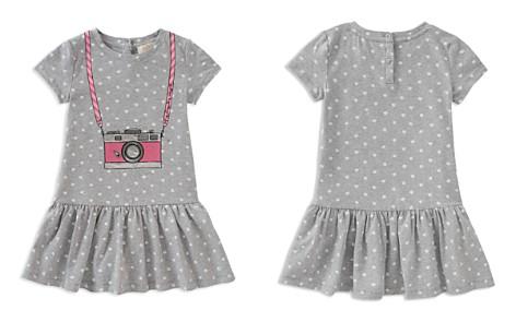 kate spade new york Girls' Polka-Dotted Trompe L'Oeil Camera Dress - Little Kid - Bloomingdale's_2