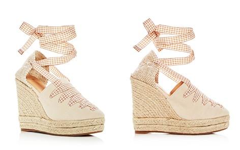 Castañer Women's Lula Ankle Tie Platform Wedge Espadrille Sandals - Bloomingdale's_2