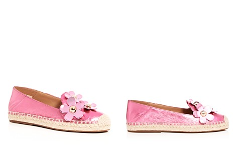MARC JACOBS Women's Leather Daisy Espadrille Flats - Bloomingdale's_2