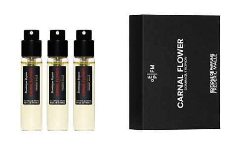 Frédéric Malle Carnal Flower Eau de Parfum Travel Case Refill x 3 - Bloomingdale's_2