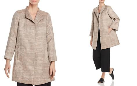 Eileen Fisher Textured Swing Jacket - Bloomingdale's_2