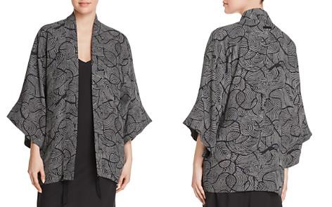 Elizabeth and James Drew Swirl Kimono - Bloomingdale's_2