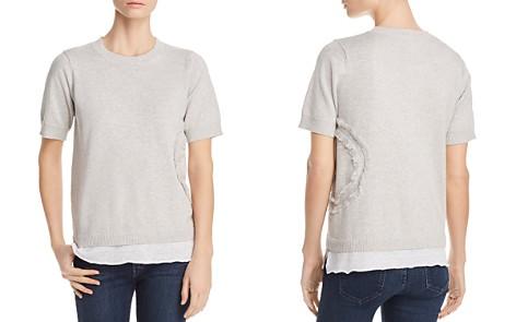 Lisa Todd Layered Look Sweater - Bloomingdale's_2