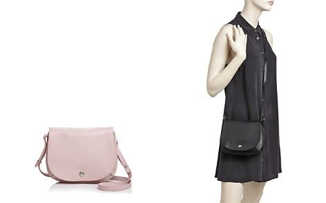 Longchamp Le Foulonne Small Leather Saddle Handbag - Bloomingdale's_2