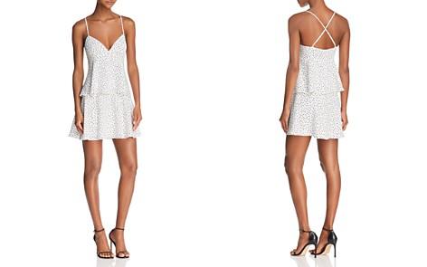 Bardot Polka Dot Tiered Dress - Bloomingdale's_2