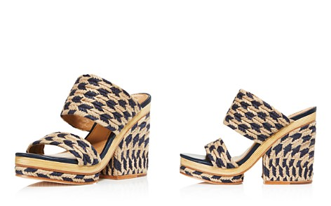 Tory Burch Women's Lola Woven Jute & Leather High Heel Slide Sandals - Bloomingdale's_2