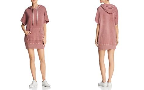 Splendid Hooded Sweatshirt Dress - Bloomingdale's_2