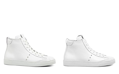ALLSAINTS Women's Crey Leather High Top Lace Up Sneakers - Bloomingdale's_2