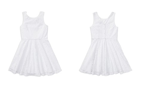 Polo Ralph Lauren Girls' Sleeveless Lace Dress - Big Kid - Bloomingdale's_2
