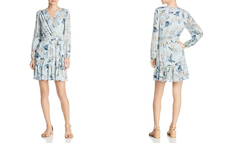 Beltaine Printed Wrap Dress - 100% Exclusive - Bloomingdale's_2