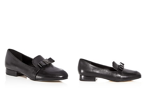 MICHAEL Michael Kors Women's Caroline Leather Apron Toe Loafers - Bloomingdale's_2