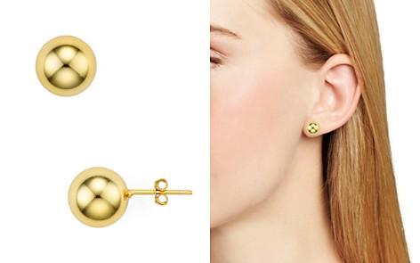 Argento Vivo Ball Stud Earrings - Bloomingdale's_2