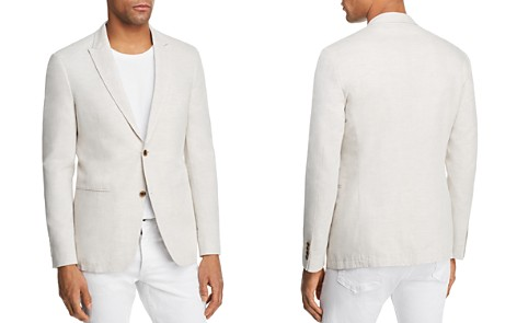 John Varvatos Star USA Two-Button Regular Fit Blazer - Bloomingdale's_2