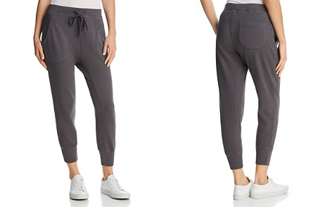 Wilt Patch Pocket Cropped Sweatpants - Bloomingdale's_2