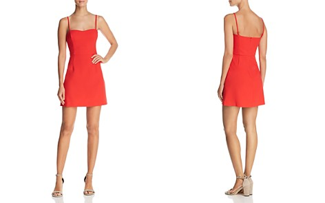 FRENCH CONNECTION Whisper Light A-Line Dress - 100% Exclusive - Bloomingdale's_2