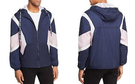 Tommy Hilfiger Tommy Jeans Color-Blocked Hooded Jacket - Bloomingdale's_2