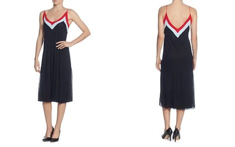 CATHERINE Catherine Malandrino Olympe Stripe V-Neck Dress - Bloomingdale's_2