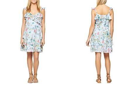 Sanctuary Capri La Havana Ruffle Floral Dress - 100% Exclusive - Bloomingdale's_2
