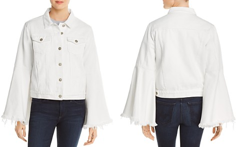 Glamorous Cropped Denim Jacket - Bloomingdale's_2