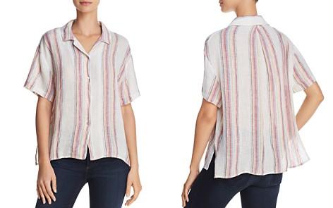 Rails Zuma Metallic Striped Shirt - Bloomingdale's_2