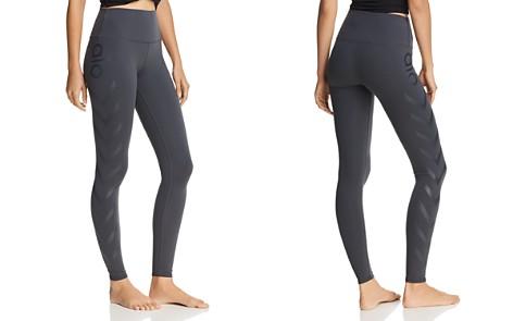 Alo Yoga Airbrush Graphic Leggings - Bloomingdale's_2
