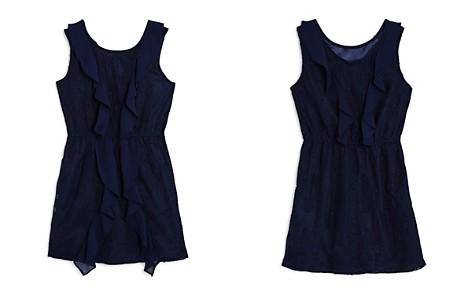 Bardot Junior Girls' Hallie Ruffled Lace Dress - Big Kid - Bloomingdale's_2