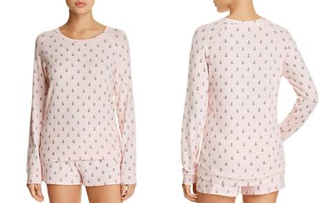 PJ Salvage Long-Sleeve Top & Shorts - Bloomingdale's_2