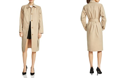 Maje Gamby Trench Coat - Bloomingdale's_2