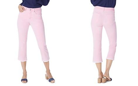 NYDJ Released Hem Skinny Capri Jeans in Primrose - Bloomingdale's_2