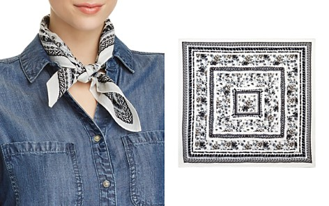 Echo Adelaide Floral Cotton Bandana Scarf - Bloomingdale's_2