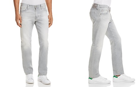 AG Matchbox Slim Fit Jeans in 21 Years Outline - 100% Exclusive - Bloomingdale's_2
