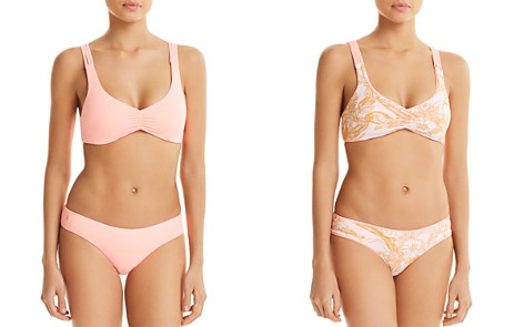 Maaji Gooseberry Sandcastle Reversible Bralette Bikini Top & Gooseberry Sublime Reversible Hipster Bikini Bottom - Bloomingdale's_2