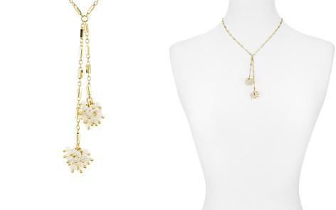 "AQUA Pom-Pom Cluster Pendant Necklace, 17"" - 100% Exclusive - Bloomingdale's_2"